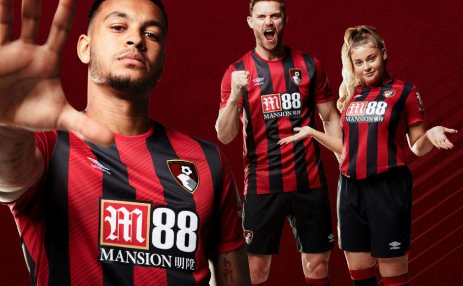 Replica camiseta de futbol Bournemouth barata 2019 2020