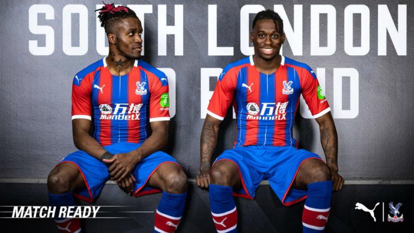 Replica camiseta de futbol Crystal Palace barata 2019 2020