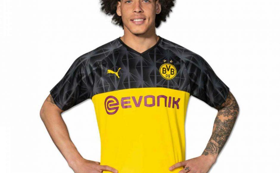 Tailandia Camiseta Borussia Dortmund Cup Primera 2019 2020