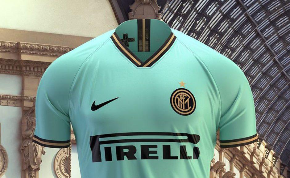 Replica camiseta de futbol Inter Milan 2019 2020