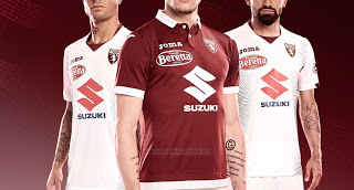 Replica camiseta de futbol Turin barata 2019 2020