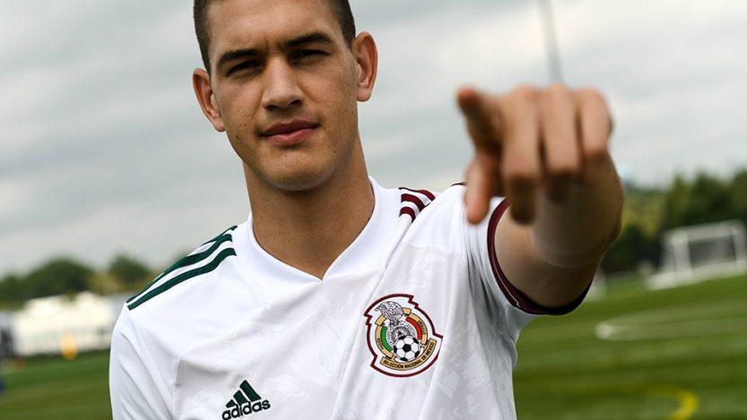 Replica camiseta de futbol Mexico barata 2020
