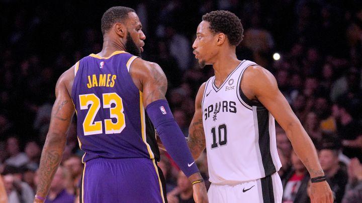 Mercado loco: ¿DeRozan a los Lakers? ¿Oladipo con Doncic?