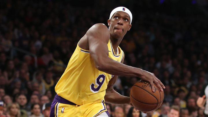 Los Clippers quieren quitarle un base, Rajon Rondo, a los Lakers