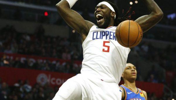Los Lakers le roban a los Clippers a Harrell, el Mejor Sexto Hombre