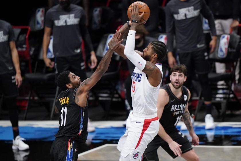 Conclusiones de la derrota de los Clippers ante los Nets: Patrick Beverley se pierde en la defensa