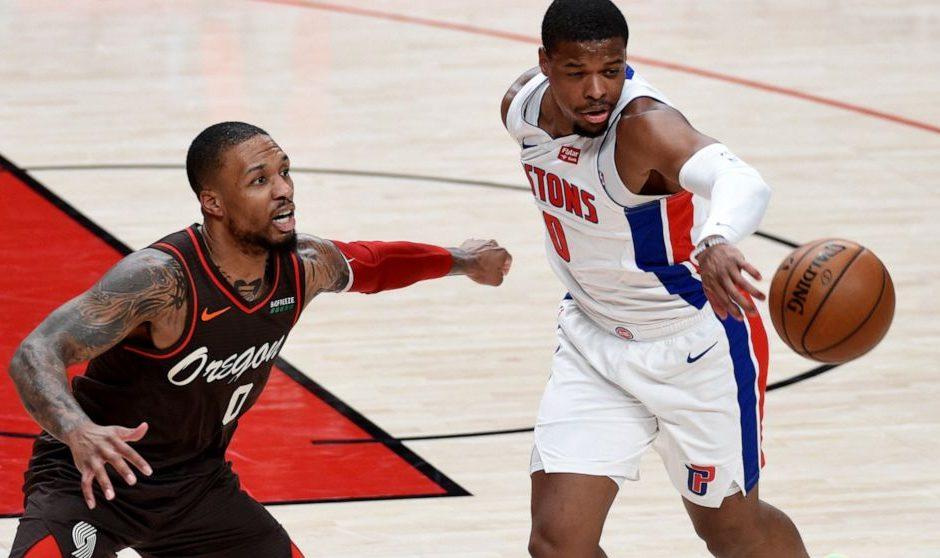 Enes Kanter establece el récord de Portland Trail Blazers con 30 rebotes en la victoria sobre Detroit Pistons